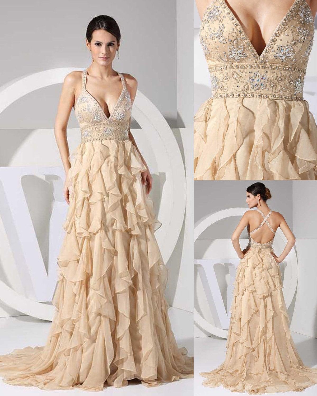 Galerry slip dress prom