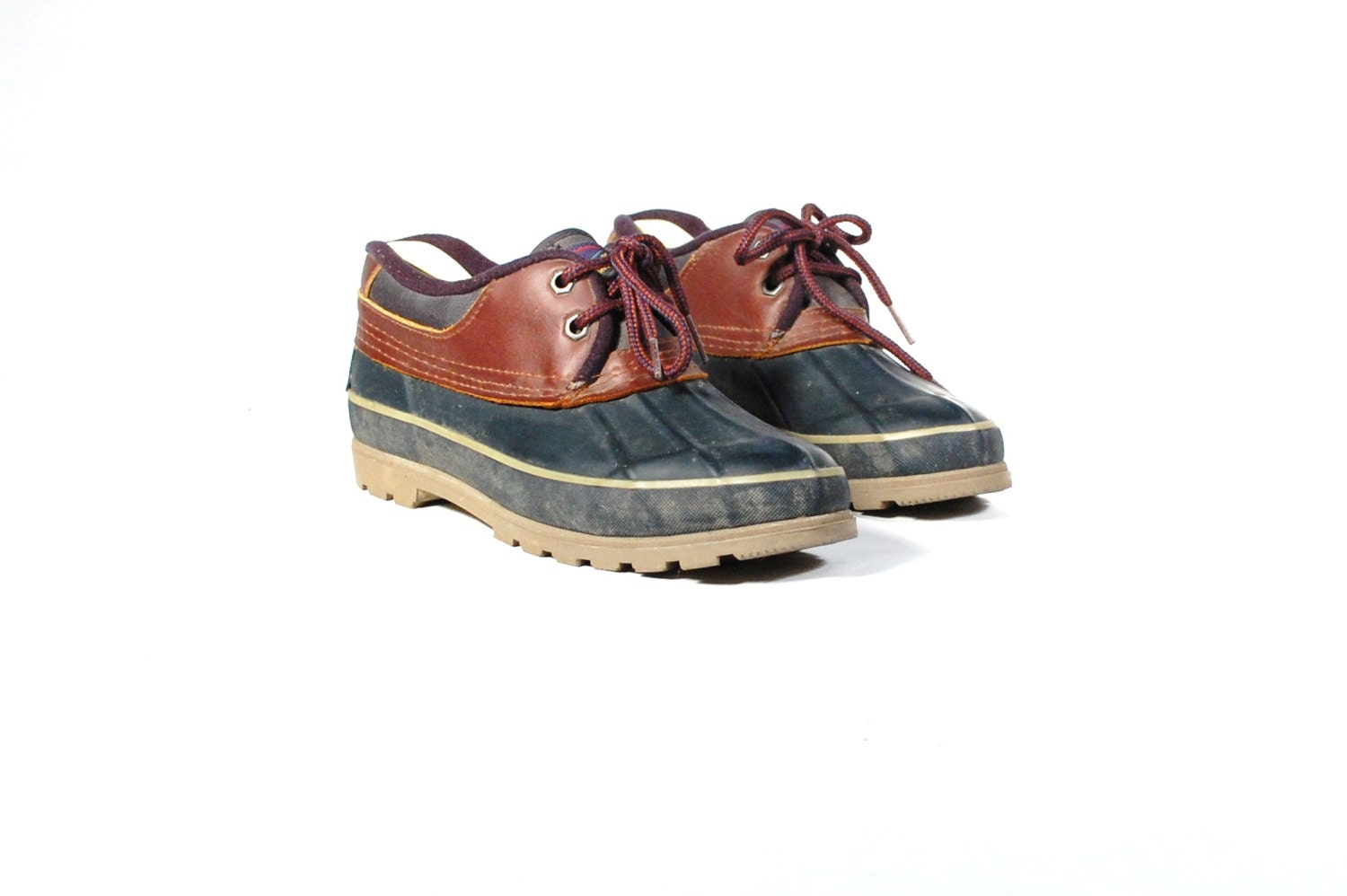 vintage womens us 7 sporto leather rubber by ramenzombie