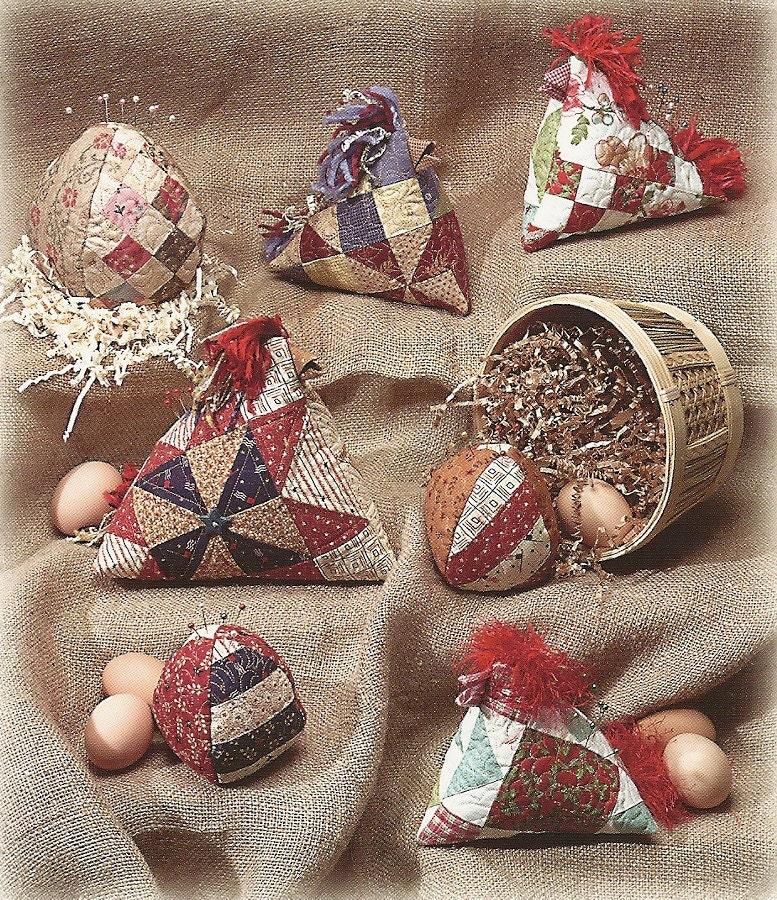 Crochet Easy Peasy Donut Pincushion #1 - YouTube