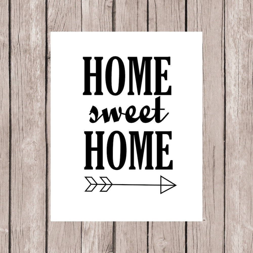 Sweet home quotes quotesgram for Home sweet home quotes
