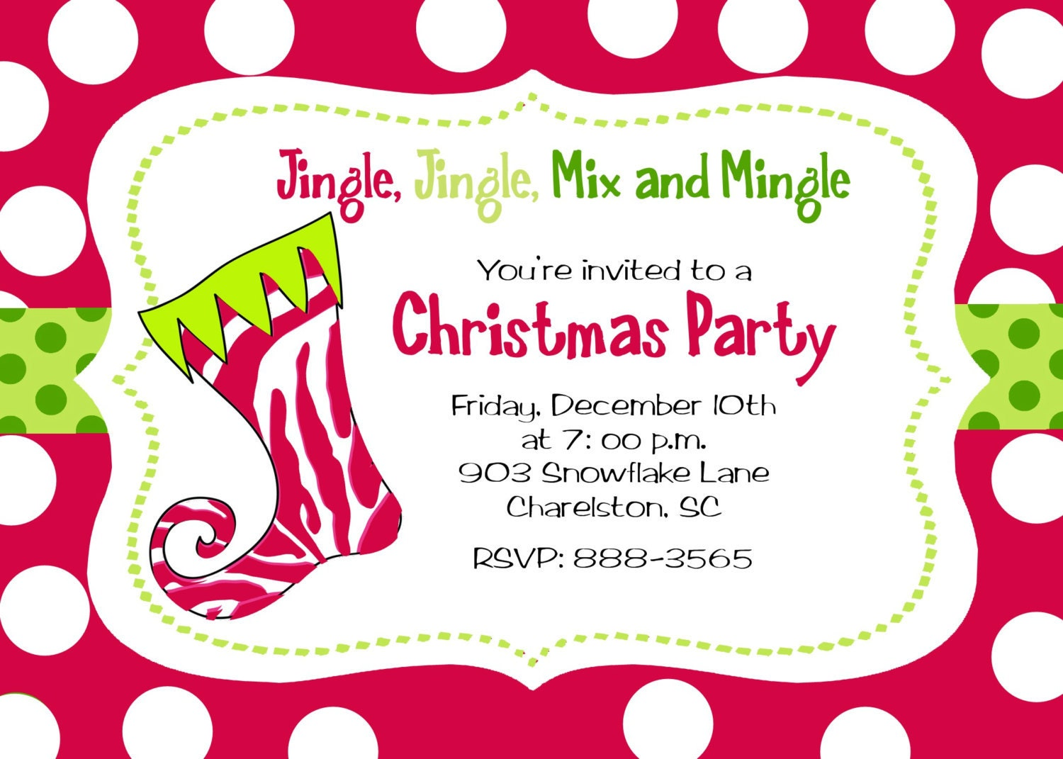 Holiday Party Invitation Wording rockcuptk – Christmas Party Invitations Online