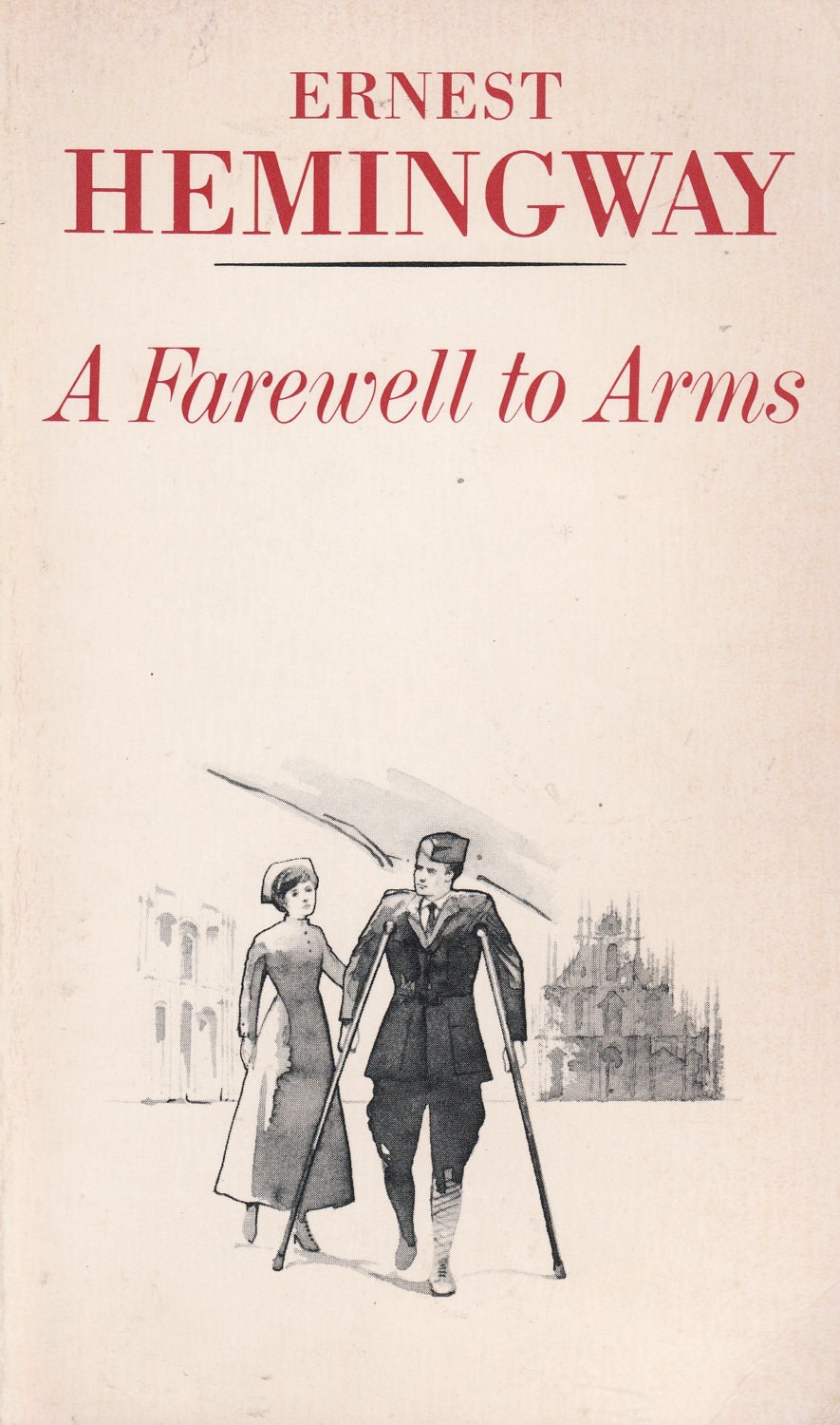 a synopsis of the book a farewell to arms by ernest hemingway A farewell to arms [ernest hemingway] if you have these novels plus the complete short stories book you will be well-stocked with hemingway magic.