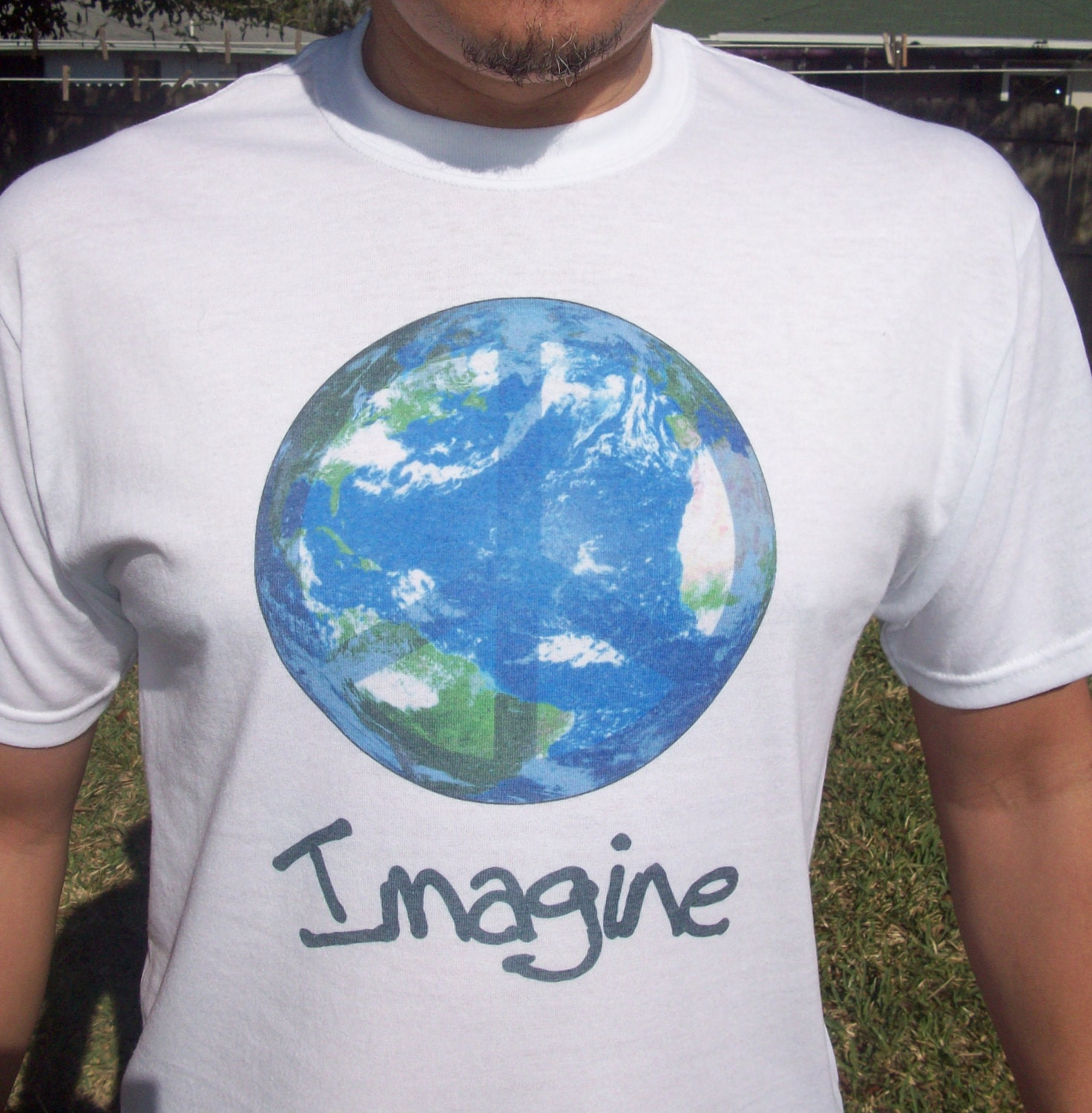 Imagine World Peace t-shirt