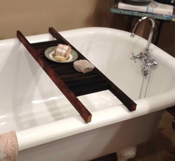 ... bath enthusiasts among usmore inspiration diy bathtub tray designs fun