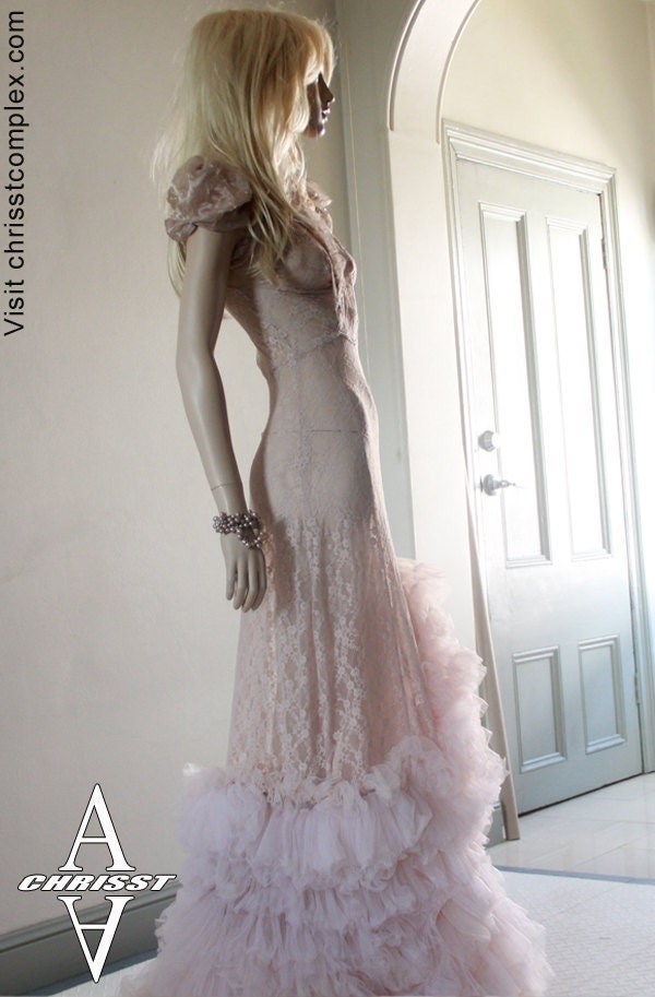 Victorian Steampunk Wedding Dresses - ma