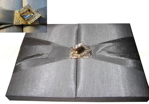 These luxurious Silk Wedding