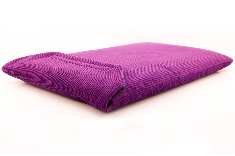Purple Apple Laptop