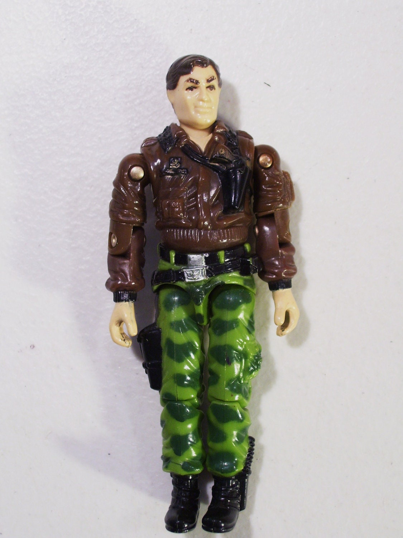 GI Joe Cobra Commander vintage