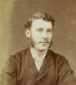 Mutton Chops Photograph 1800 S Antique By Oldetymenotions