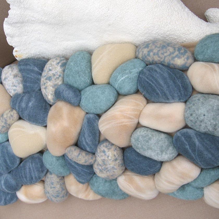 пляж камень поясничного размера