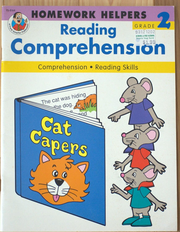 ... Comprehension, Grade 1 (Homework Helper) Frank Schaffer Publications