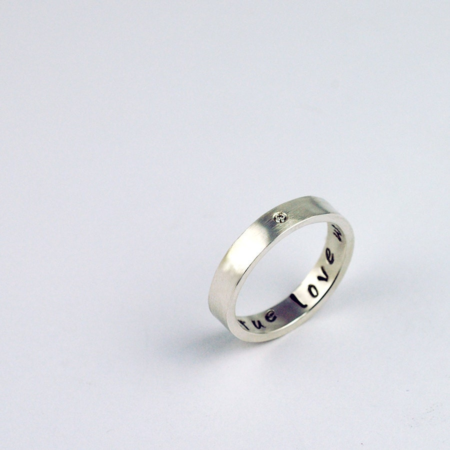 can i buy a promise ring for myself just loverly