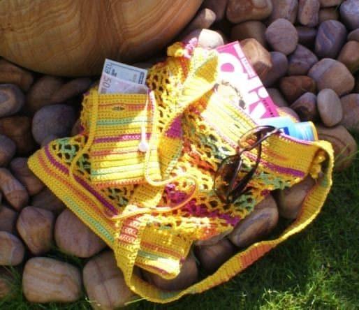 Free Purse Patterns | Free Tote Bag Patterns | Free Vintage