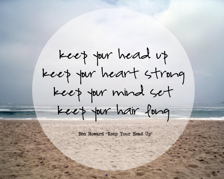 Birdy – Keeping Your Head Up Lyrics | Genius Lyrics