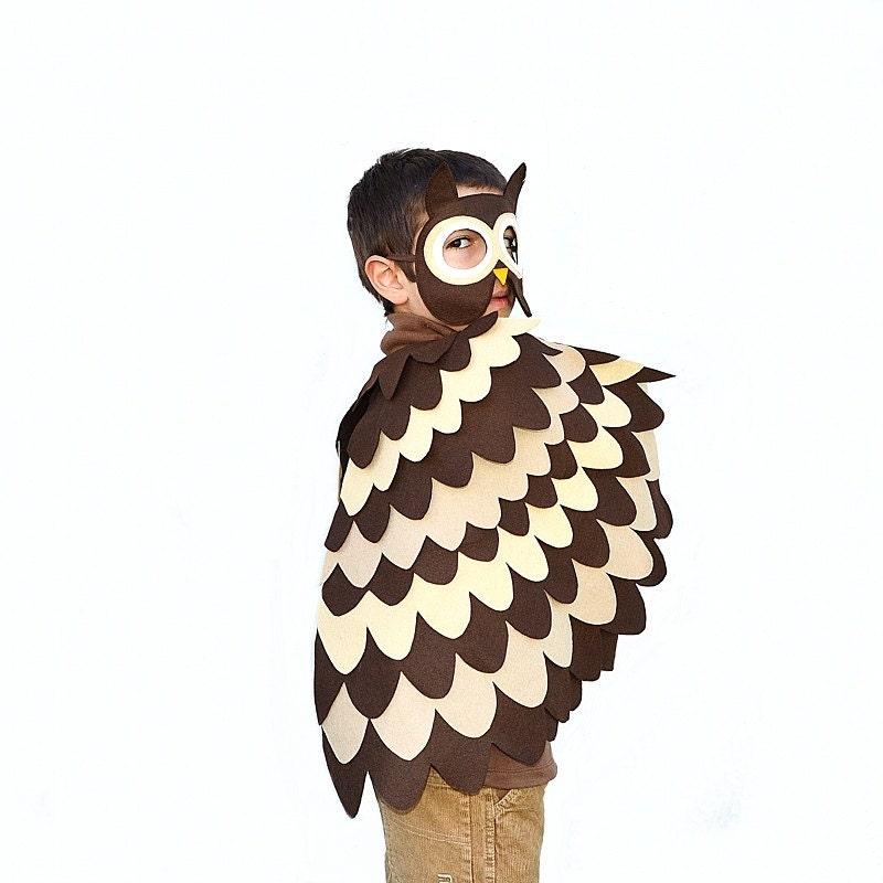 Костюм сова выкройка