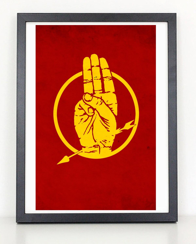 Czeshop Images Hunger Games Hand Symbol