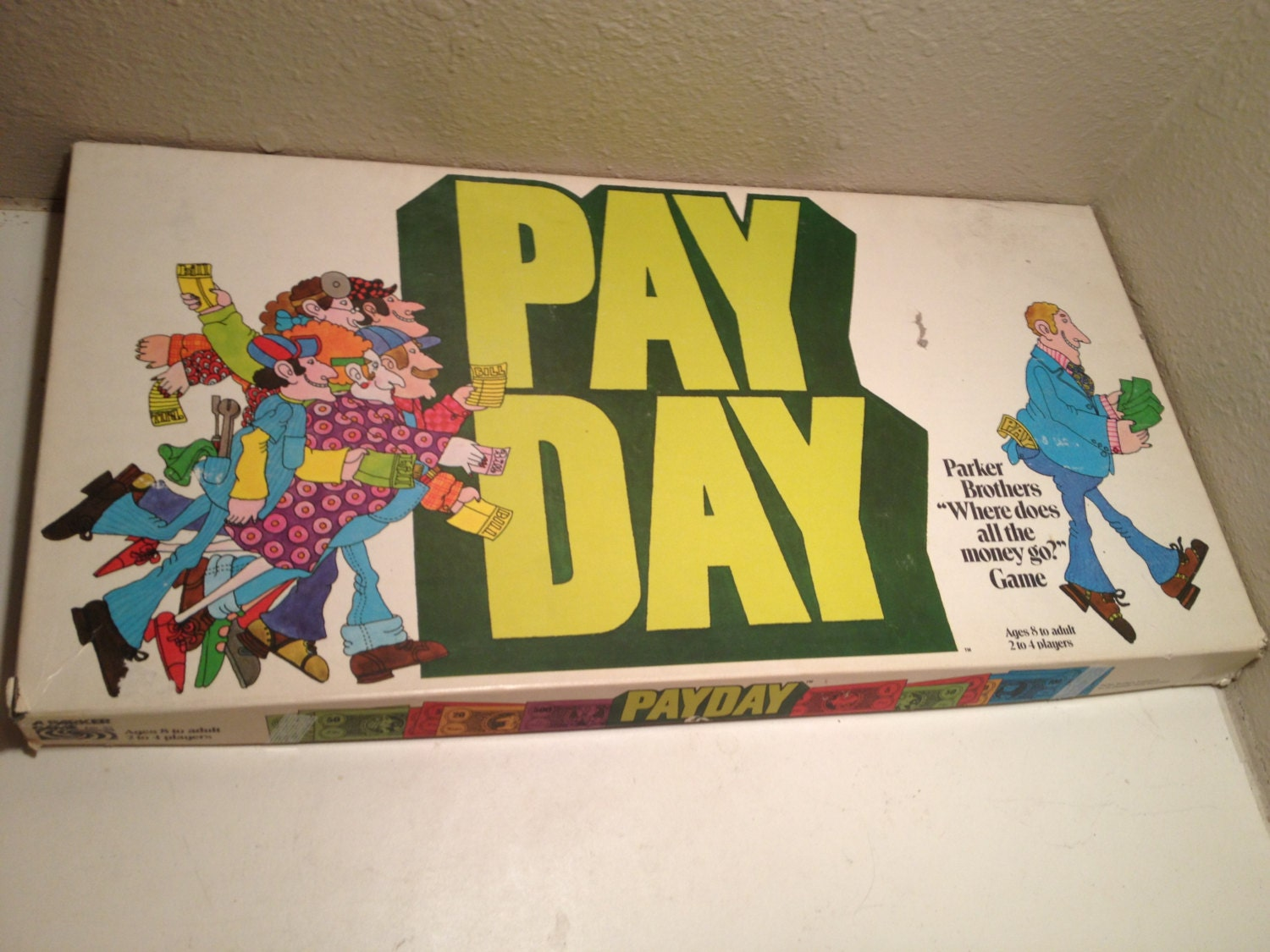 Payday parker brothers