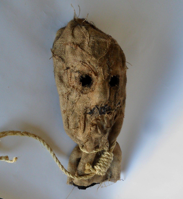 Custom Scarecrow Mask from Batman Begins Custom by ...