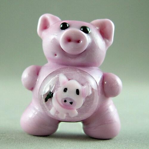 makin bacon pork belly pregnant pig sra gelly lampwork
