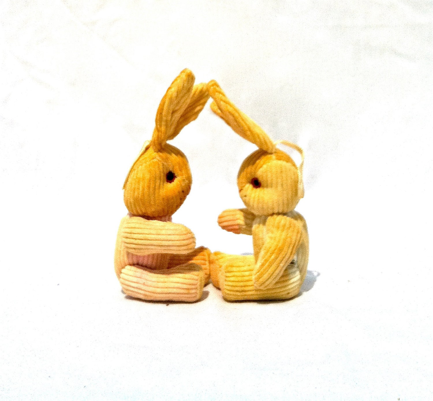 corduroy bunny twins - FizzFinds