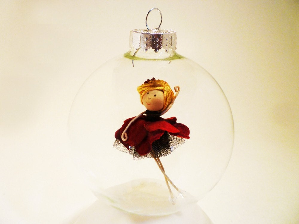 Nutcracker Spanish Dancer Ballerina Ornament Ballet Christmas Ornaments Nutcracker Dolls Ballerina Doll Ornament Nutcracker Ornaments - petalbelles