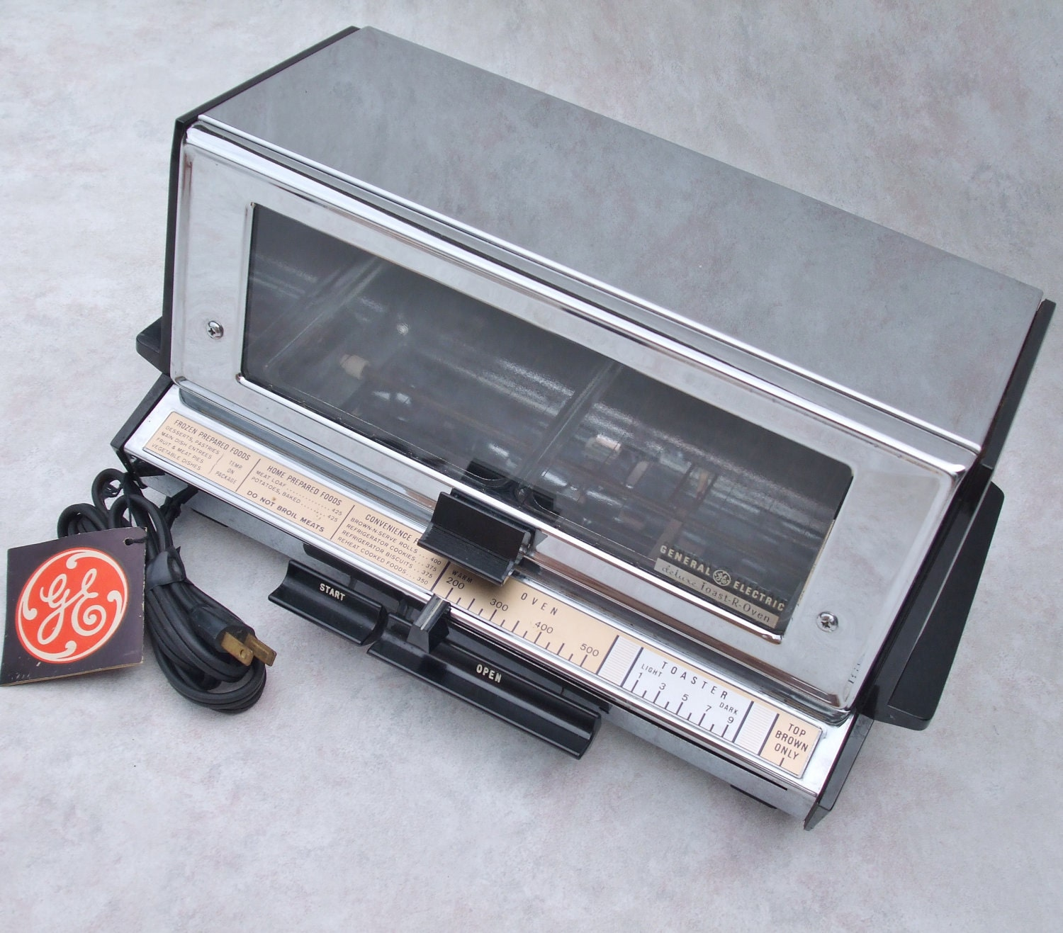 Ge Convection Toaster Oven ~ Oven toaster ge convection