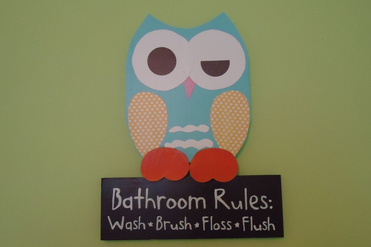 Lovely 4 Years Ago. Thumbnail For Owl Bathroom Accessories ...