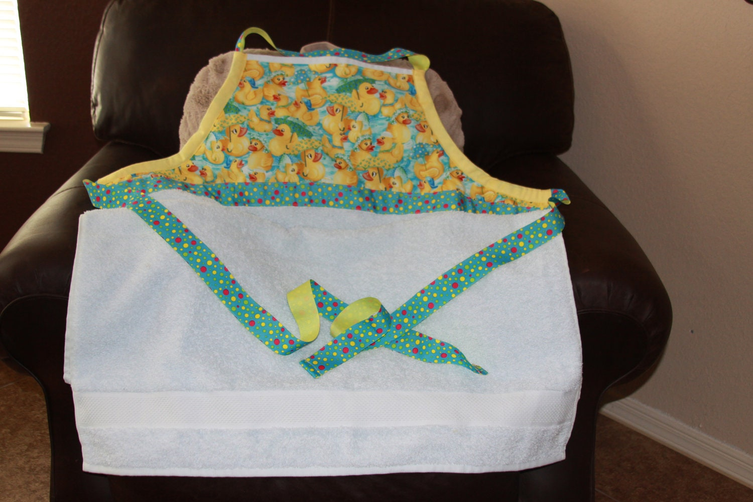 Gallery For > Baby Towel Apron - imgarcade.com
