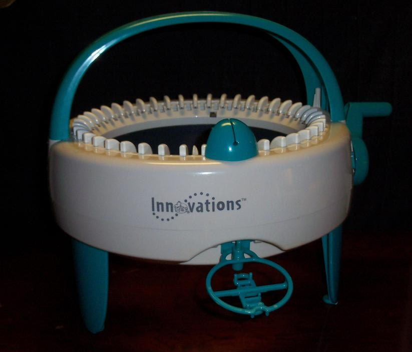 Innovation Knitting Machine Patterns : Innovations Hand Crank Knitting Machine by AntiquesandVaria