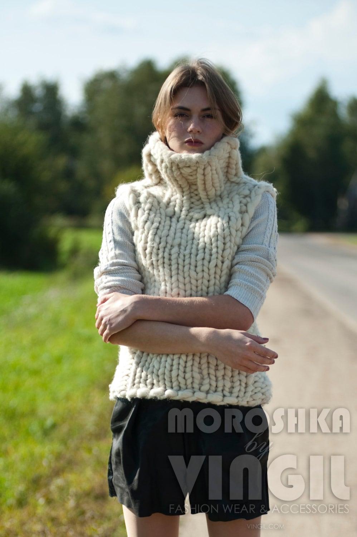 Вязание супер свитера