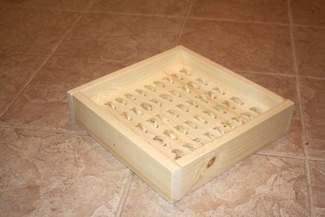 Bunny Rabbit Sisal Digging Box By Bunnyrabbittoys On Etsy