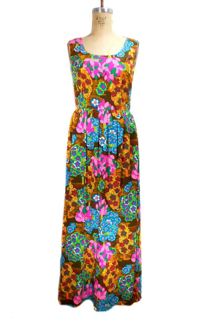 Women's floral maxi dresses must