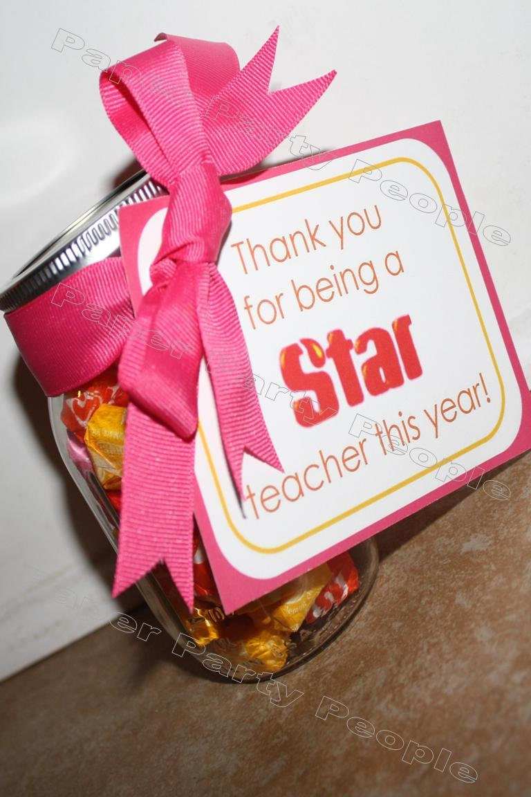 "Thank you for being a Star Teacher"" Printable DIY Starburst ..."