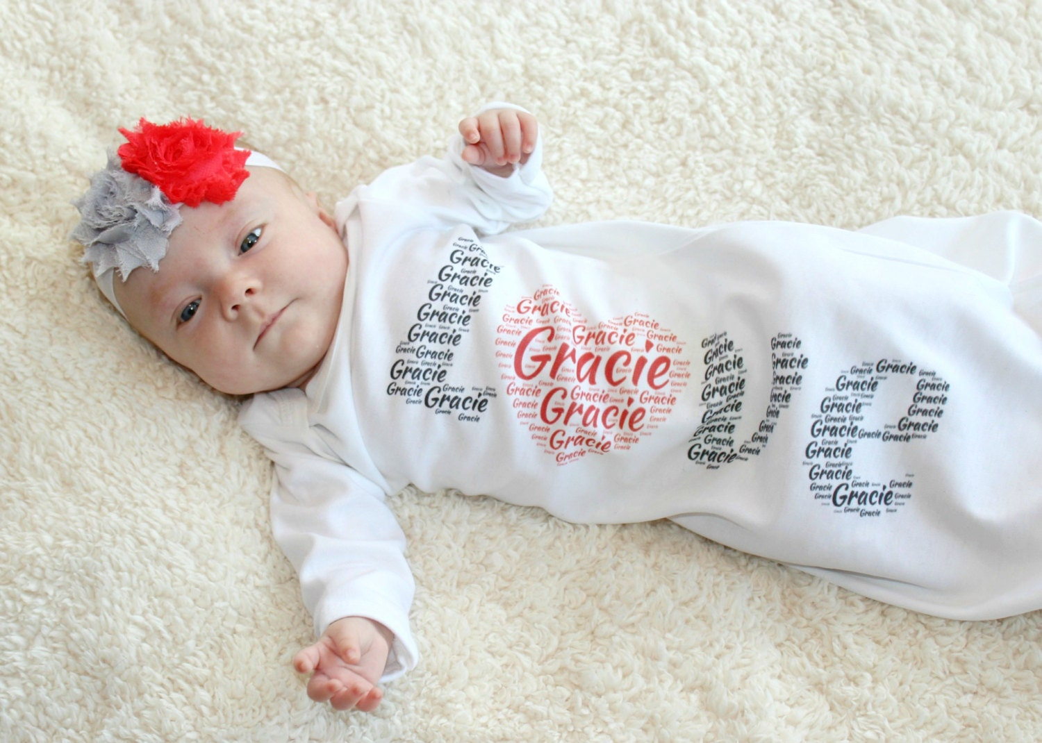 Baby valentine outfits