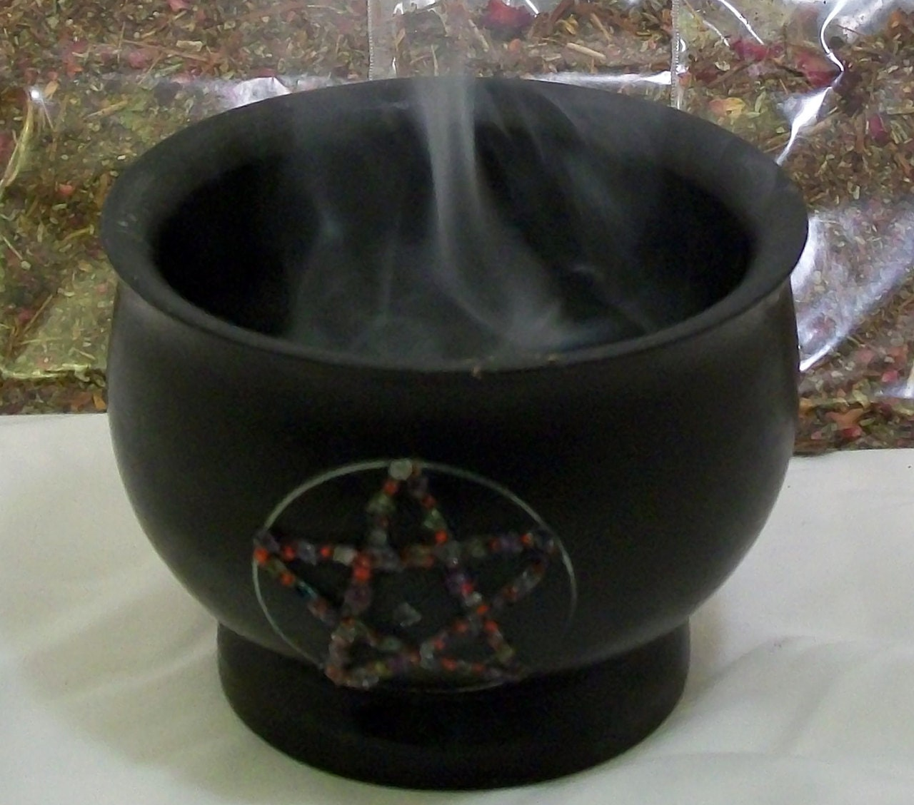 Frankincense & Myrrh Granular Incense Resin Blend