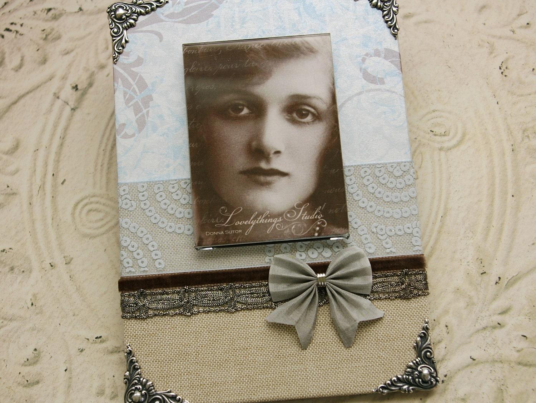 Photo Frame, декоративные, ручной работы, картины кадр в голубой серый мокко для ваших фото