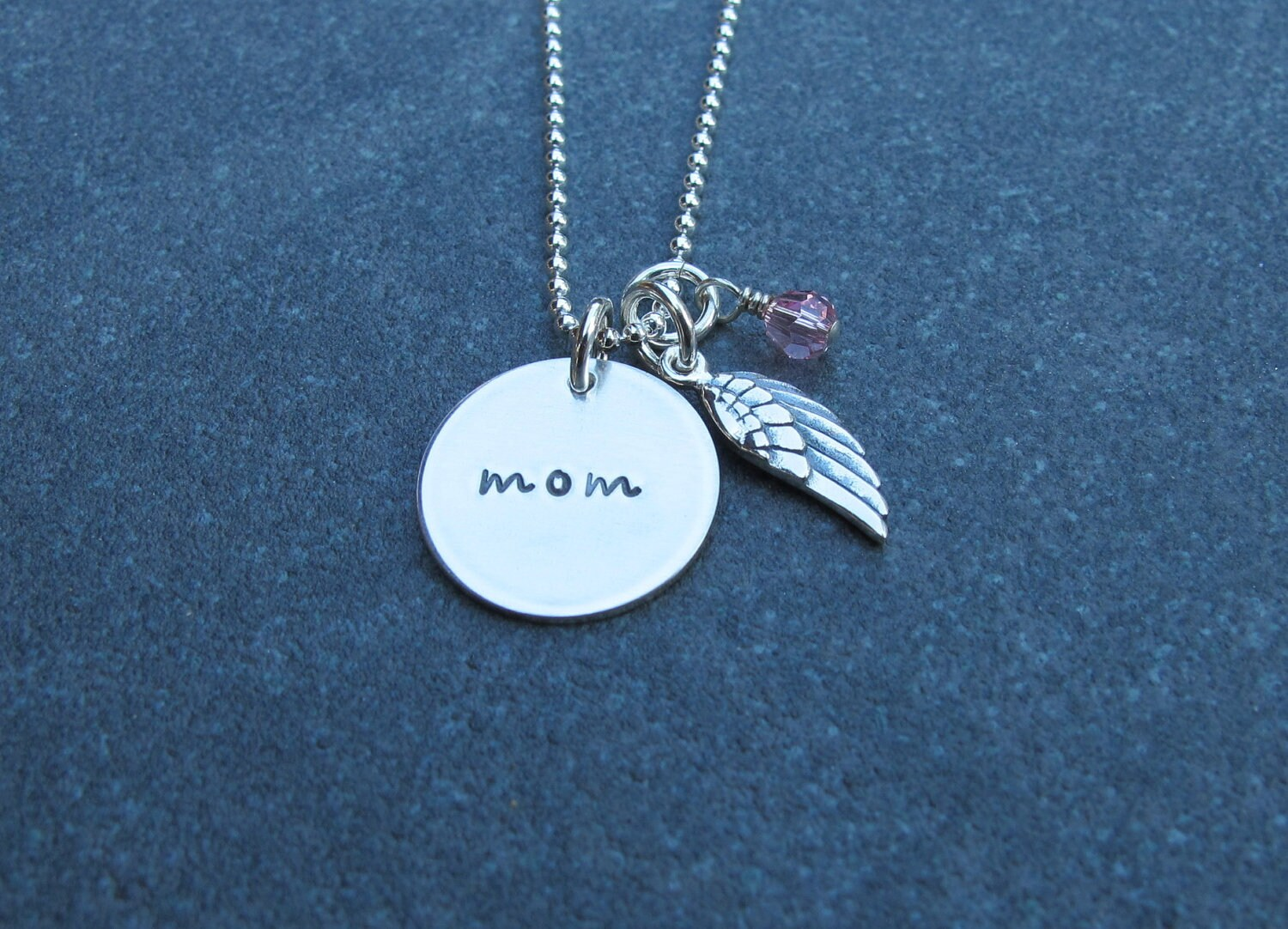 sted jewelry in loving memory by klacustomcreations