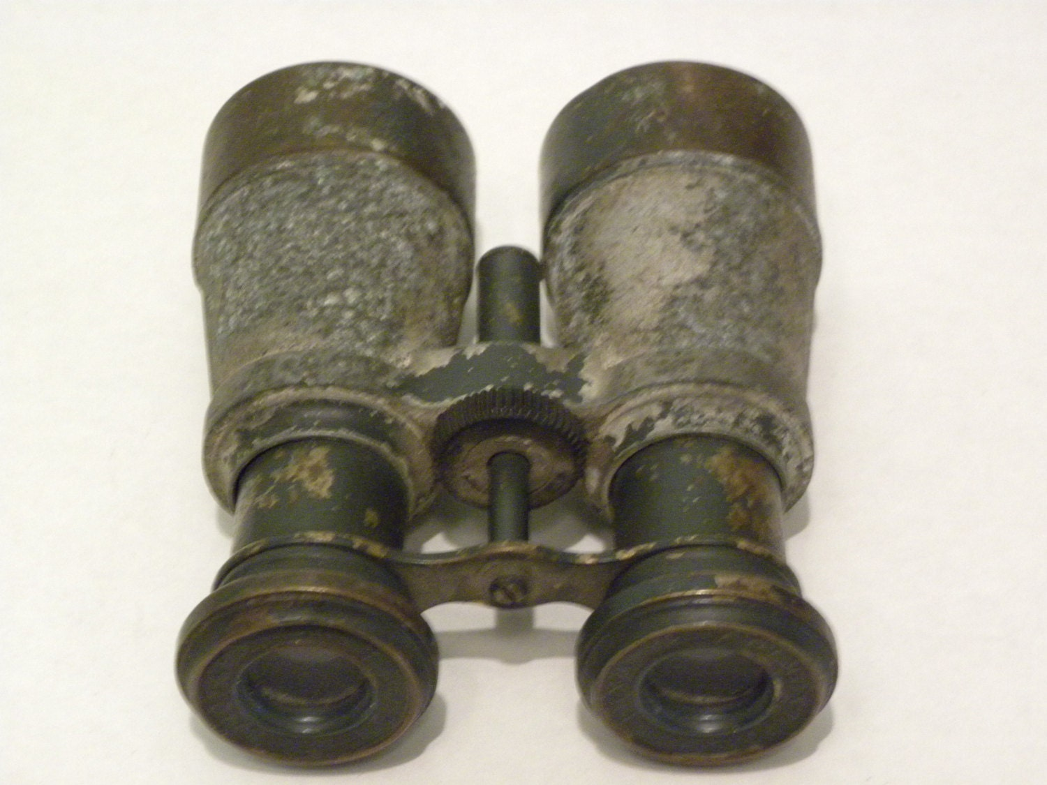 WWI Colmont Military Binoculars - KaysCuriosities