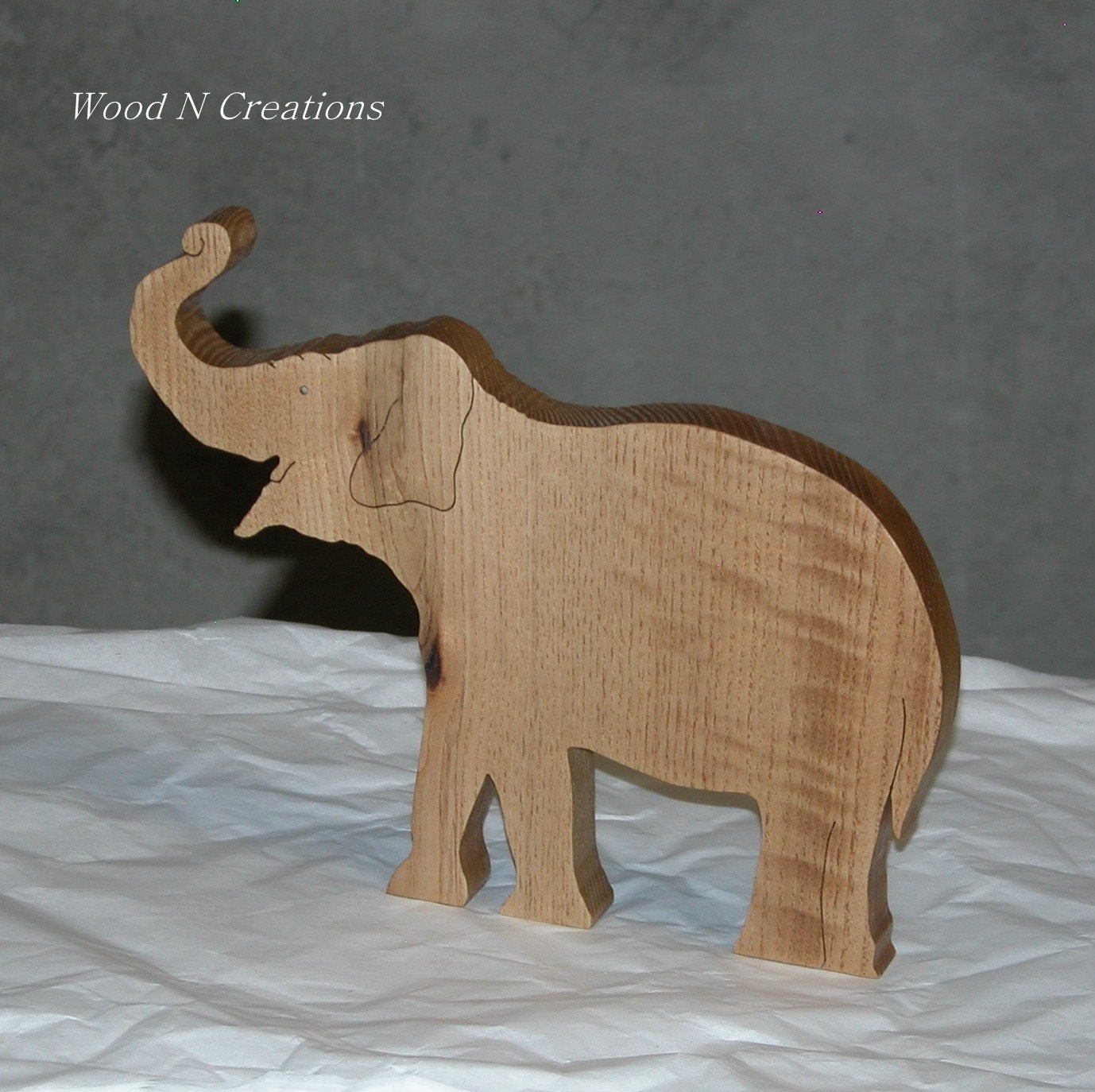 Trivet Or Home Decor Elephant Shape Kitchen By Woodncreations