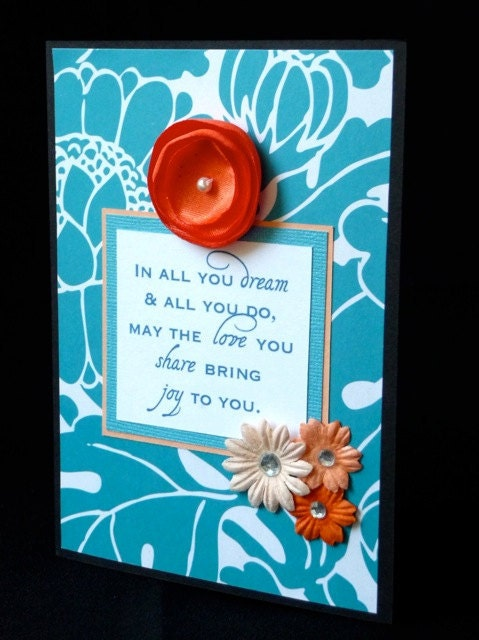 Wedding Turquoise and Coral In all you dream and all you do