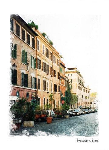 Рим навсегда номер 1 Италия Фото - художественной фотографии - Архитектура Фотография - Рим, Италия Декор - Рома Фото
