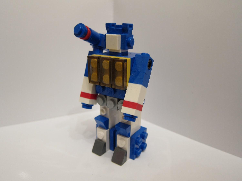 Гоночная машина - автобот » Робот из lego nxt 2.0 64