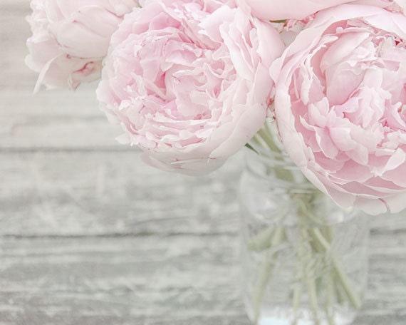 Вышивка лентами цветок пион