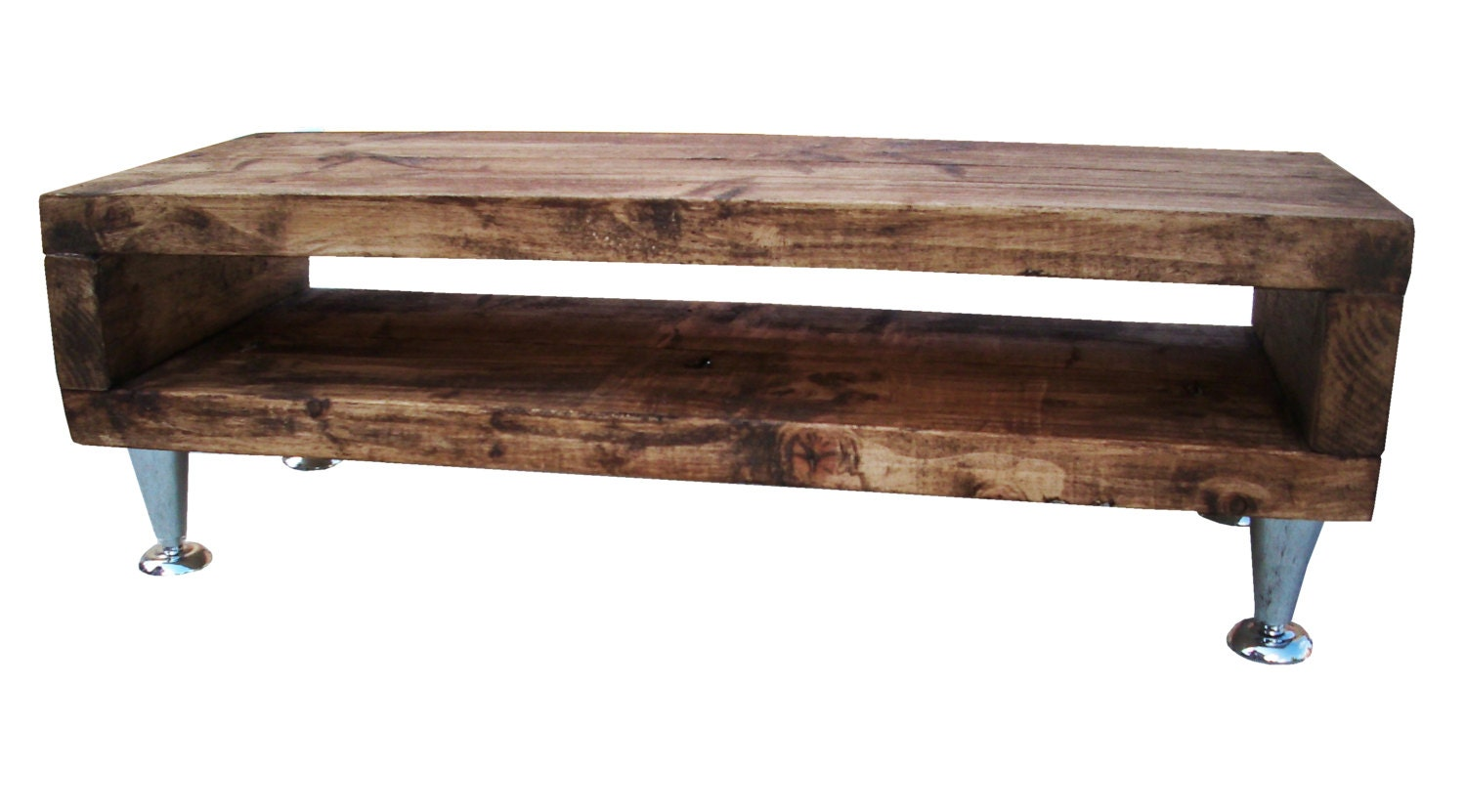 Unavailable listing on etsy - Table basse bois brut a peindre ...
