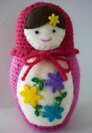 FREE KNITTING PATTERNS FOR RUSSIAN DOLLS - VERY SIMPLE ...
