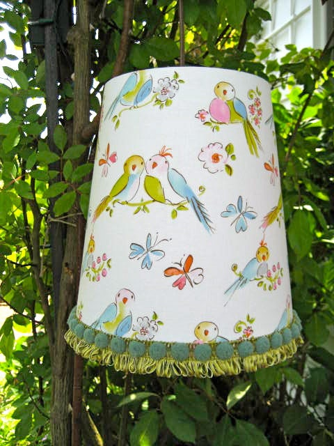 Lovey Dovey Pendant Lampshade