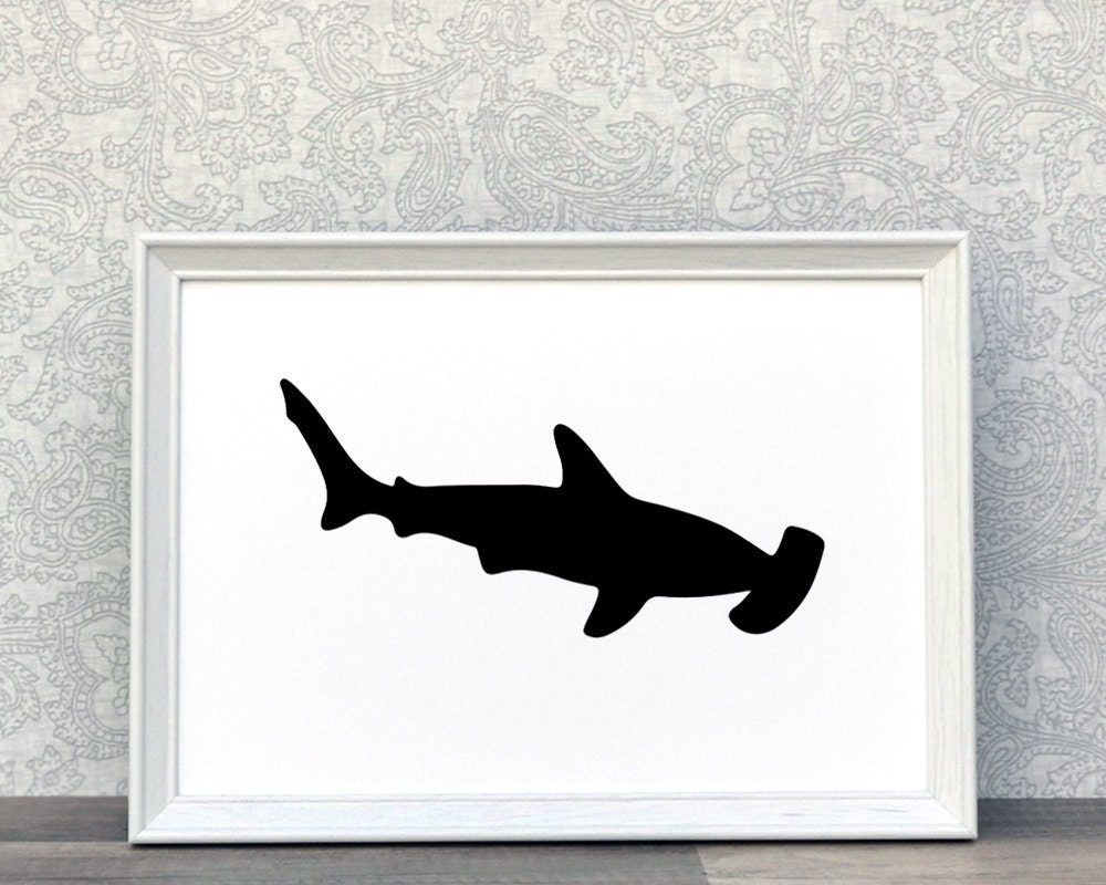 Shark posters for kids