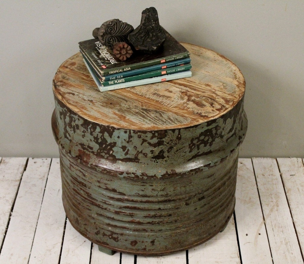 Indian Reclaimed Wood Coffee Table: Unavailable Listing On Etsy