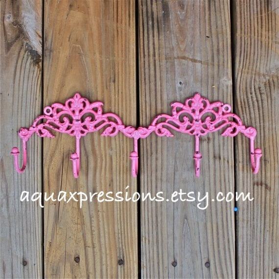 Popular items for pink key holder on Etsy