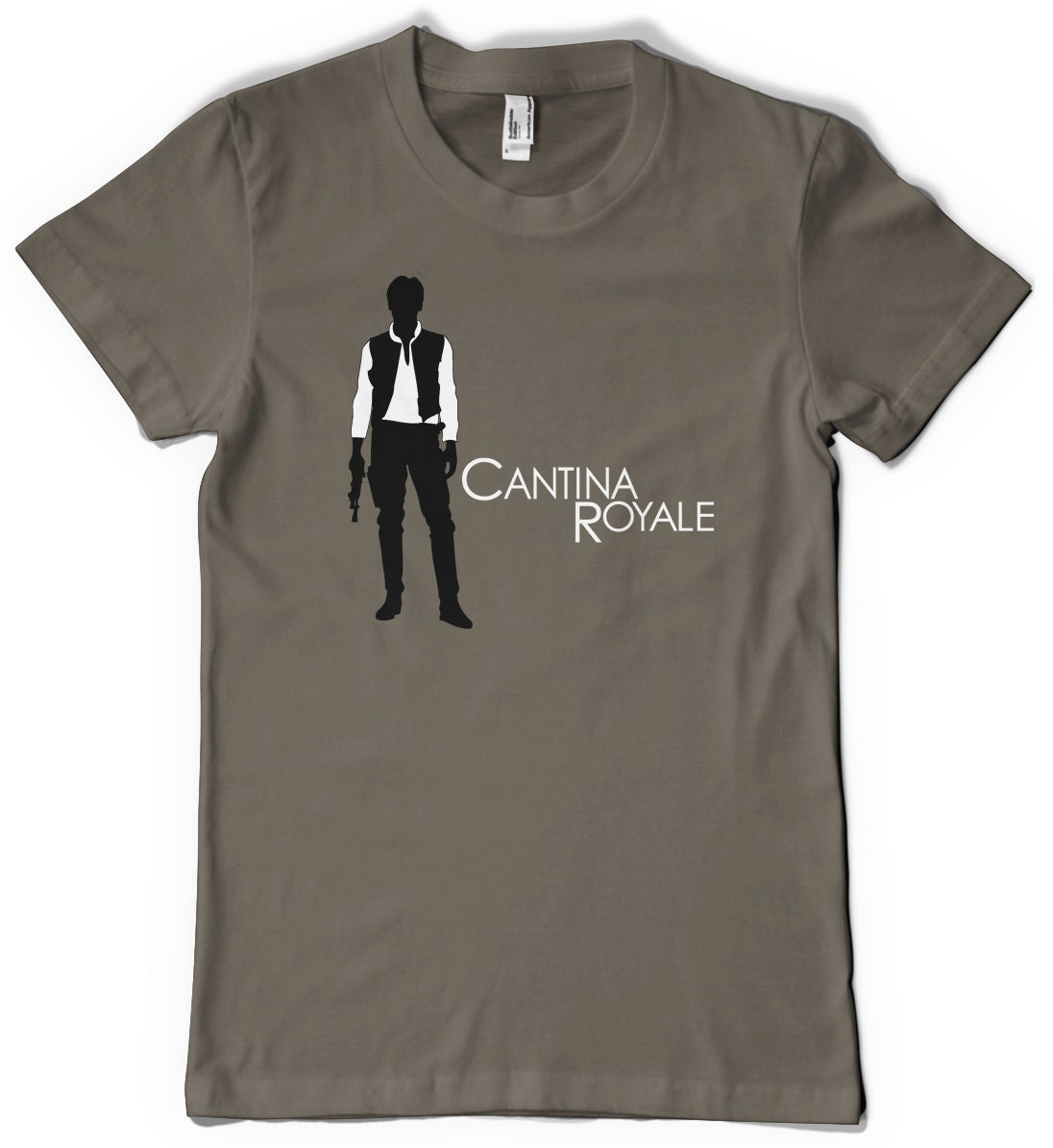 Cantina Royale / Star Wars - James Bond inspired t-shirt